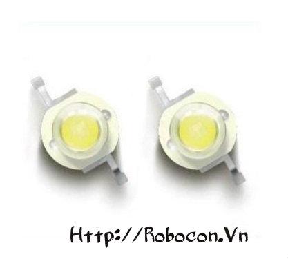 LED 3W vàng