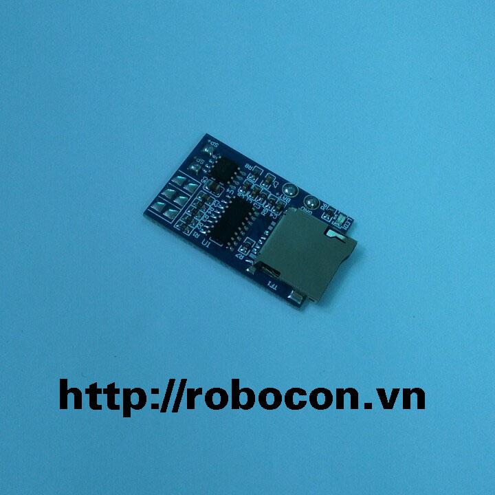Module Giải mã MP3 Mini